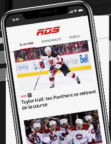 Sur internet gratuit en direct rds Canadien de