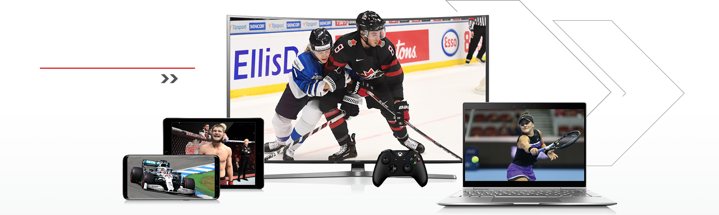 TSN App Streaming Devices